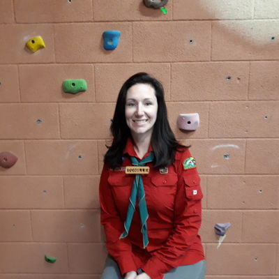 Tonille Mallette Scouting Relationship Manager Northern Lights Council - Scouts Canada