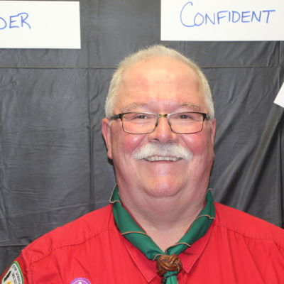 Norm Kerr Council Commissioner Northern Lights Council - Scouts Canada