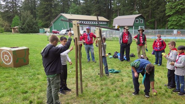 Northern Lights Council - Scouts Canada Field leaders session