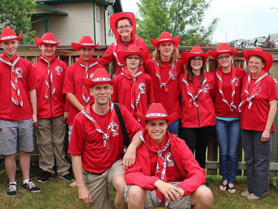 Northern Lights Council - Scouts Canada 18th Red Deer Venturers Group