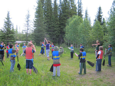 Northern Lights Council - Scouts Canada Field Games