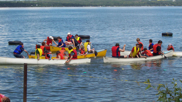 Northern Lights Council - Scouts Canada Camp Woods Canoeing