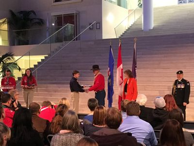 Northern Lights Council - Scouts Canada Youth Chief Scout Awards 1