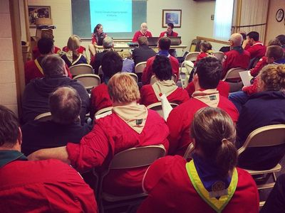 Northern Lights Council - Scouts Canada AGM 2014