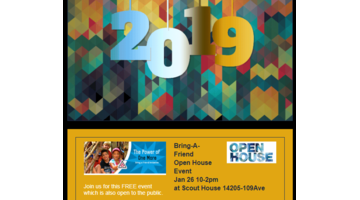 Council Newsletter -  Jan 14, 2019