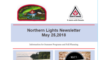 Bi-Weekly Newsletter May 25, 2018