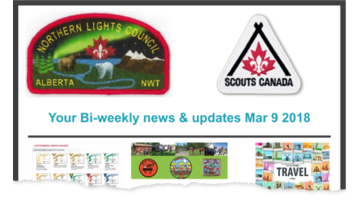 Bi-Weekly Newsletter (March 9)