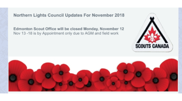 Council Newsletter - November 2018