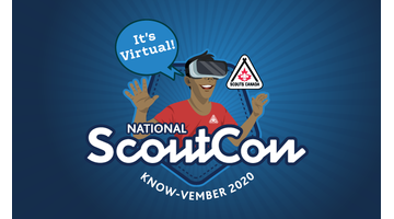 National Virtual ScoutCon: KNOW-VEMBER 2020!