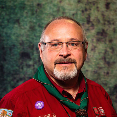 Dan King Council Commissioner Northern Lights Council - Scouts Canada